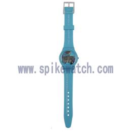 亚马逊货源厂家供应新款儿童环保塑胶LCD电子手表