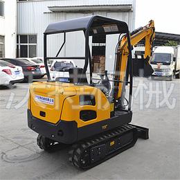 驾驶式小型挖掘机挖土机械 驾驶式履带挖掘机重量