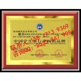 服装行业办理中国行业十大品牌