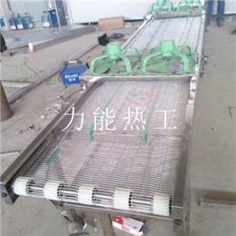 不锈钢网链输送机公司、力能玻璃机械、内蒙古不锈钢网链输送机