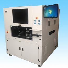 APTM-460全自动在线打印贴标机 PCB线路板贴标机