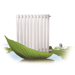 电采暖金坤万远真空超导电暖器10柱壁挂式家用采暖