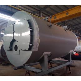 2吨燃气燃油蒸汽锅炉