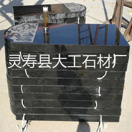 供应中国黑石材.中国黑光面.火烧面正宗中国黑花岗岩