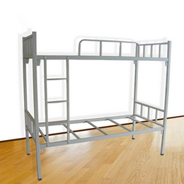 供应厂家直销东莞上下铺单人铁床 价格合理 员工上下铺铁架床