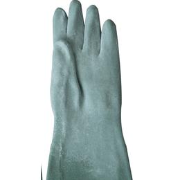防毒手套_防酸碱手套_五指防化学手套_化学防护手套