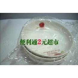 陶瓷盘,仿瓷盘,水果盘,玻璃盘,两元商品(图)缩略图