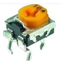 供应松下可调电阻EVND2AA系列立式可调电阻 直插可调电阻