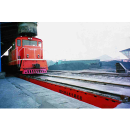150吨平安国际娱乐轨道衡火车皮称重
