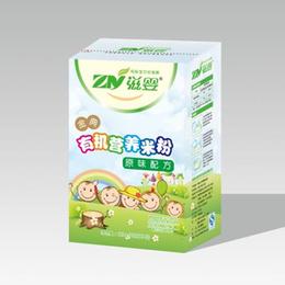 婴儿辅食 有机营养米粉