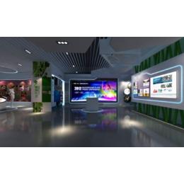 河北石家庄禁毒教育基地建设投影互动展厅