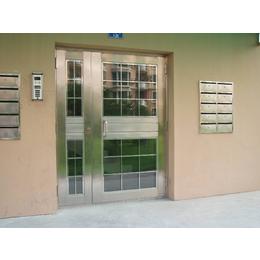 单元门铝型材楼宇门款式多样楼宇门品类齐全楼宇门价格钜惠