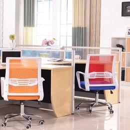 职员办公桌4人位 屏风工作位卡位 办公家具员工办公桌椅组合