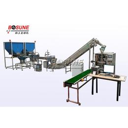 塑料管件包装生产线 深圳包装生产厂家 深圳包装生产线价格