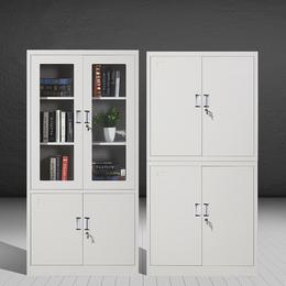 文件柜子办公资料柜档案柜财务凭证柜带锁办公柜