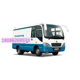 东风超龙6米厢式货车可上蓝牌多少钱