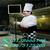树脂卡通面包师傅雕塑彩绘厨师长玻璃钢模型饭店餐厅招财迎宾人像缩略图2