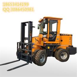 湖北襄阳重型越野叉车中首重工2吨3吨5吨等各吨位可设计czx