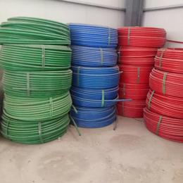 现货供应PE三色子管通信光缆保护穿线管PE盘管河北恒天缩略图