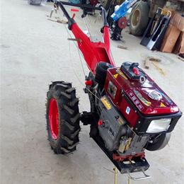 山西18马力手扶拖拉机 电启动手扶拖拉机价格
