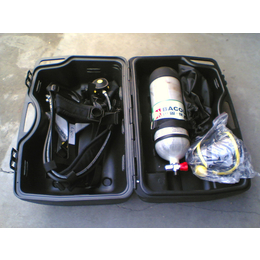 个人呼吸器 新检验标准正压式呼吸器 G-F-20空气呼吸器