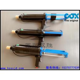 英国COX气动双组份胶枪 3M胶打胶枪