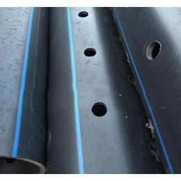 PE打孔管PE穿孔管山东阳谷恒大型生产企业泰专业生产缩略图