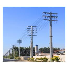 供应安徽合肥35KV电力钢杆 耐张杆 转角杆 终端杆