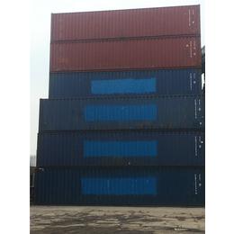上海二手集装箱旧40尺集装箱出售
