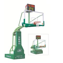 金陵手动液压篮球架YLJ-SB