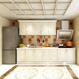 简约现代欧式厨房橱柜