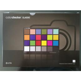 美国爱色丽ColorChecker 24色色卡专业校色