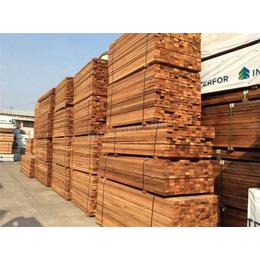 程佳木业古朴典雅的红雪松板材
