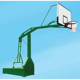 南昌体育用品供应 移动式篮球框架 体育器材