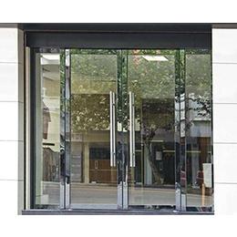 自动感应玻璃门价格、宇兴电动门业、龙岩玻璃门