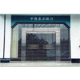 天津河东区定制安装水晶卷帘门