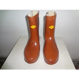 供应电力25kv绝缘鞋 劳保专用绝缘靴 电工鞋 冀航厂家直销