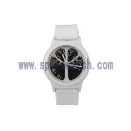 供应厂家直销2018年新品休闲创意环保硅胶手表