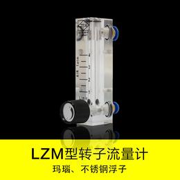 厂家直销液体转子流量计型号LZM-4T测量范围6-60ml