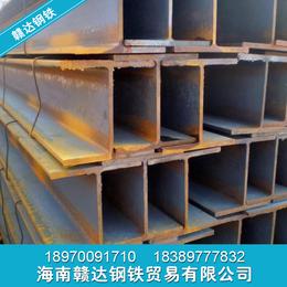 建筑结构用工字钢 平台支撑立柱工字钢 优质钢材耐腐缩略图