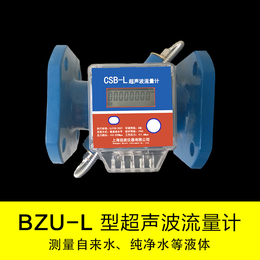 厂家直销BZU-L超声波水表厂家DN150铸钢材质