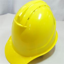 高强度abs安全帽工地施工建筑工程印字领导电工透气安全头盔