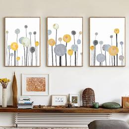蘑菇堡 抽象树装饰画缩略图