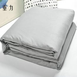 纯棉两件套 重力毯重力被 缓解睡眠困扰减轻生活压力缩略图