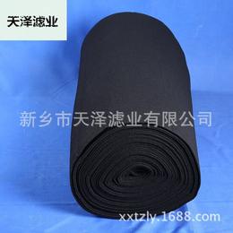 厂家直销除臭活性炭过滤棉 空气净化活性炭过滤棉
