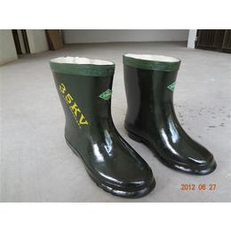 防静电绝缘靴价格 优质绝缘靴绝缘鞋 耐高压绝缘靴