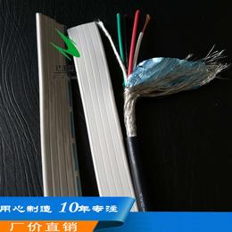 4芯20AWG超细6.8外径2464高柔性屏蔽拖链电缆