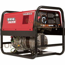 380V300A汽油发电电焊机
