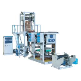 专业生产柔性凸版印刷机吹膜印刷一体机 一次成型
