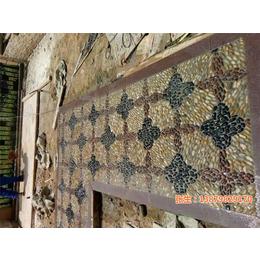 鹅卵石拼画,秦皇岛鹅卵石,景德镇申达陶瓷厂